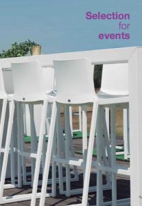Catálogo de sillas y eventos